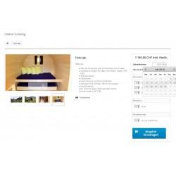 Onlinebooking für Campingplätze