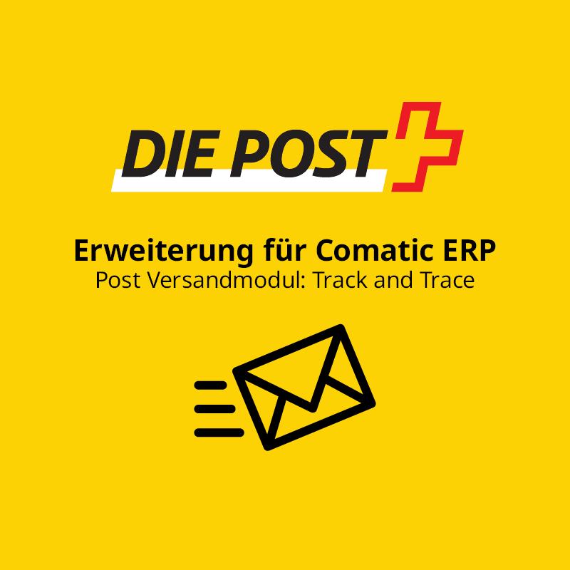 Post Versandmodul - automatisch frankieren und Sendung verfolgen