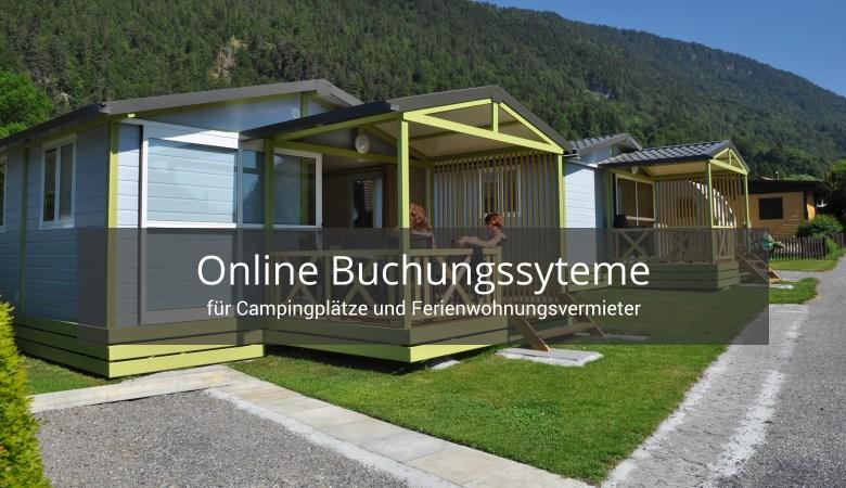 Online Booking für Campingplätze