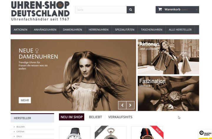 uhren-shop-deutschland Schweizer Uhren
