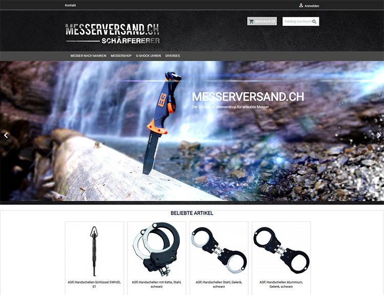 www.messerversand.ch